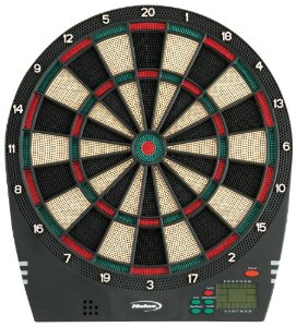 I recently lost the manual for my electronic dartboard. You say, big deal.  Well it just so happens that